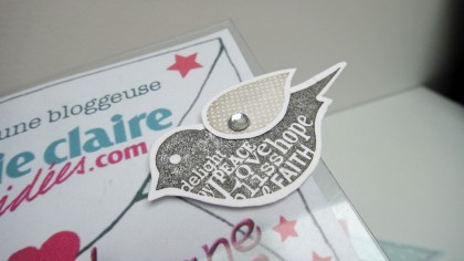 stampin'up, badge, Marie Claire Idées